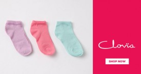 Clovia 3 Pairs of Socks At Rs. 249