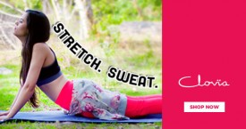Clovia Best Deals on Activewear & Sportswear