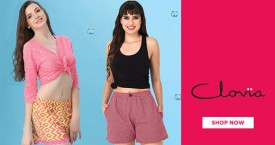 Clovia Hot Deal : 4 Bras For Rs. 799 + Pack Of Panties Free