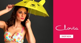 Clovia Get 10% Off on Min. Purchase of Rs. 1000