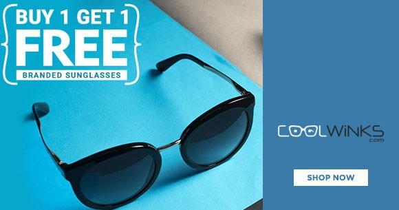 Best Offer : Buy 1 Get 1 Free Sunglasses