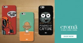 Cromaretail Designer Mobile Covers @ Rs. 530