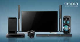 Croma Hot Deal : Grab Upto 40% OFF on Range of Sony Products