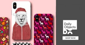 Dailyobjects Christmas Carnival Offer: Smartphone Cases Upto 60% OFF! Starting at Rs. 300