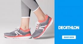 Decathlon Decathlon Offer : Best Selling Men's Sports Footwear @ Rs. 499