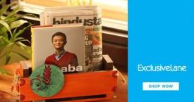 Exclusivelane Best Offer : Desk Accessories Upto 20% OFF