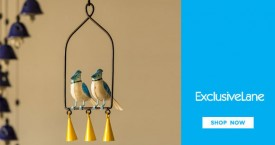 Exclusivelane Exclusivelane Offer : Upto 50% OFF on Garden And Patio Decor Items