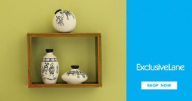 Exclusivelane Hot Deal : Get Upto 50% OFF on Wall Decors