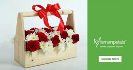 Ferns n petals Birthday Flowers Starting From Rs. 499