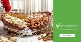 Ferns n petals Best Price : Dry Fruits Combos Starting From Rs. 749