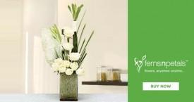 Ferns n petals Flat 12% Off on Birthday Gifts