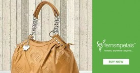 Ferns n petals Amazing Deal : Handbags Starting From Rs. 899
