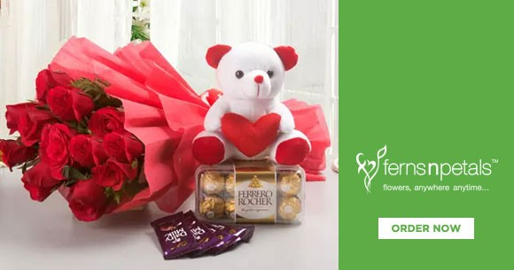 Flat 15% Off on Chocolates Starting Rs. 399. Shop Now.