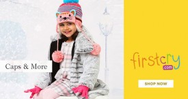 Firstcry Firstcry Offer : Caps, Gloves & Mittens for Babies Upto 25% OFF