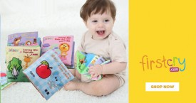 Firstcry Flat Rs. 400 Off on Minimum Purchase of Rs. 1500