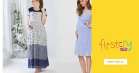 Firstcry Flat 25% Off on Maternity Wear & Maternity Lingerie on Orders Above Rs. 750