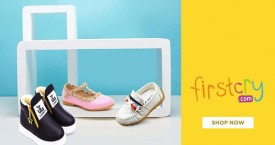 Firstcry Firstcry Exclusive Sale : Upto 50% OFF on Footwear For Babies & Kids