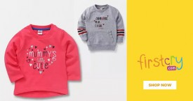 Firstcry Firstcry Best Offer : Upto 30% OFF on Sweatshirts & Jackets