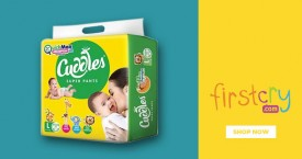 Firstcry Flat 20% Off on Diapering Essentials on Orders Above Rs. 750