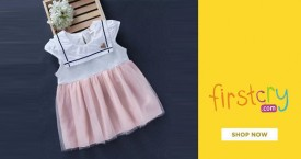 Firstcry Frocks and Dresses for Kids Starting From Rs. 299