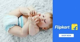 Flipkart Hot Deal : Upto 30% OFF on Baby Diapers