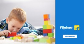 Flipkart Upto 50% OFF on Educational Toys