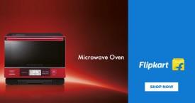 Flipkart Best Deal : Upto 30% OFF on Top Brand Microwave Ovens