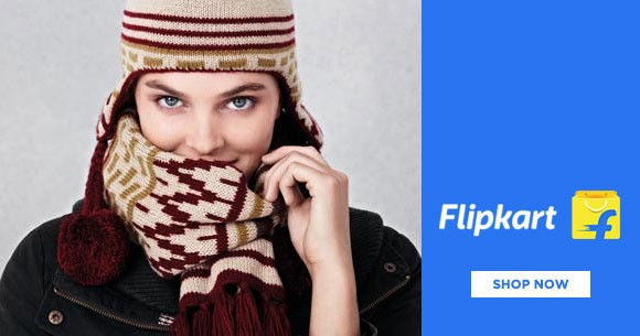 Special Offer - Flipkart Offer   Winter Accessories For Women Upto 70% OFF af2aeeb06