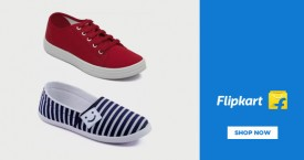 Flipkart Women's Casual Shoes - Upto 60% OFF