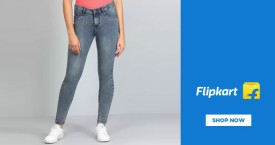Flipkart Upto 50% OFF on Women's Jeans