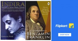 Flipkart Biographies & Autobiograhies Books - Upto 50% OFF