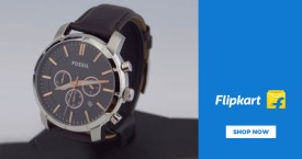 Flipkart Upto 50% OFF on Fossil Watches