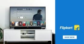 Flipkart Television - Upto 55% OFF