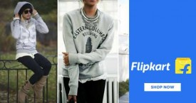 Flipkart Flipkart Winter Offer : Get Min 50% OFF on Women's Winter Wear