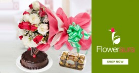 Floweraura Floweraura Special Offer : New Year Cakes Starting From Rs. 599