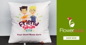 Floweraura Floweraura Best Price : Personalized Cushion Starting From Rs. 399