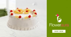 Floweraura Delicious Cakes Starts From Rs. 599