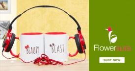 Floweraura Printed Mugs Starting From Rs. 399