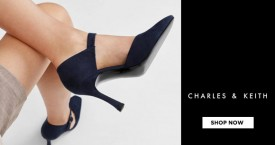 Charleskeith Mega Offer : Women's Footwear Upto 60% Off