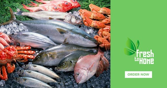 Best Offer : Upto 30% Off on Fish and Seafood