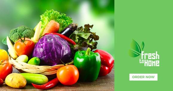 Mega Offer : Fresh Vegetables Upto 25% Off