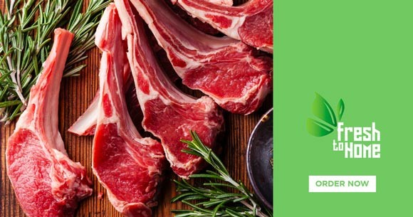 Exclusive Deal : Mutton, Goat, Lamb Upto 15% Off