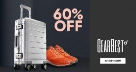 Gearbest Big Sale : Upto 60% OFF on Shoes And Bag Collection