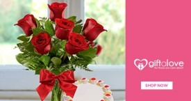 Giftalove Special Deal : Same Day Delivery Gifts Starting at Rs. 549