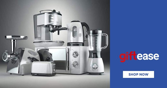 Giftease Festive Offer : Upto 35% OFF on Home Appliances