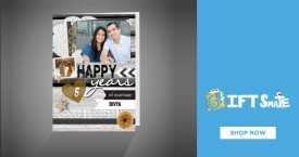 Giftsmate Personalized Greeting Cards: Starts @ Rs. 249