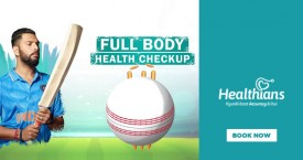 Healthians Healthians Full Body Checkup With Thyroid And CBC - Upto 56% OFF