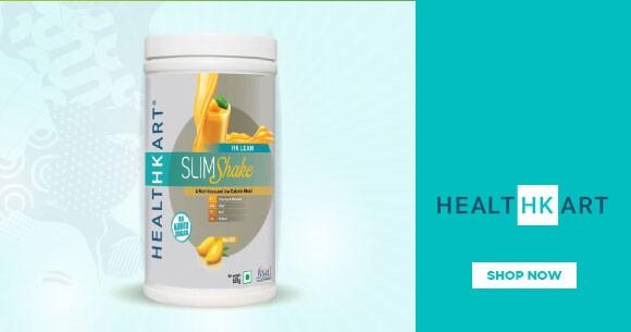Healthkart Offer : Upto 20% OFF on Herbal Weight Gainer