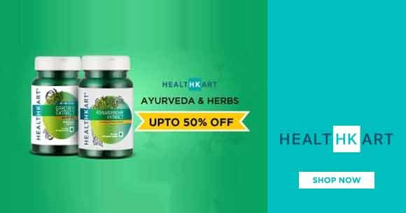 Best Price : Ayurveda And Herbs Upto 40% OFF