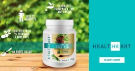 Healthkart Healthkart Offer : Get Upto 45% OFF on Health Food And Drinks